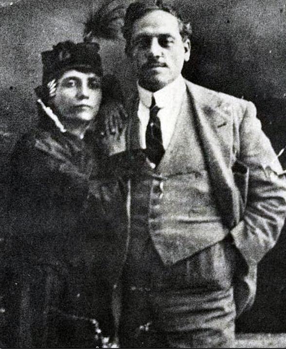 Elvira und Nicola Notari