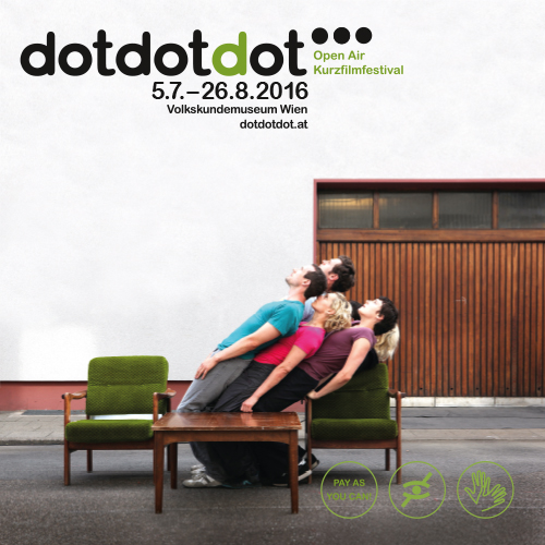 dotdotdot • Open Air Kurzfilmfestival • 5.7.-26.8.2016